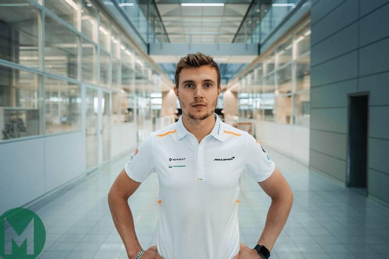 Sergey Sirotkin becomes McLaren F1 reserve