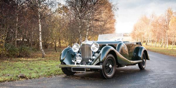 For auction: 1936 Lagonda LG45   Sponsored