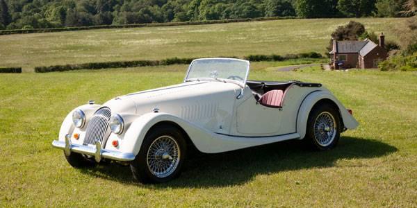 For auction: Morgan Plus 4 Supersport | Sponsored