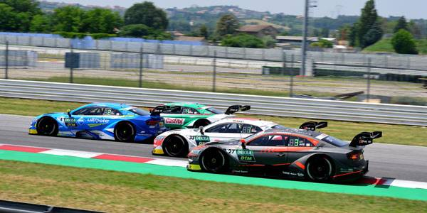 Motor sport video highlights — June 10