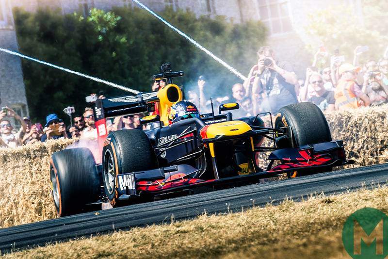 F1 drivers confirmed for 2019 Festival of Speed, I.D. R returns