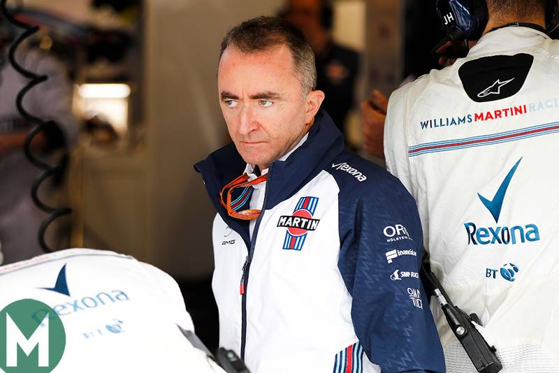 Lowe leaves Williams after 'leave of absence'