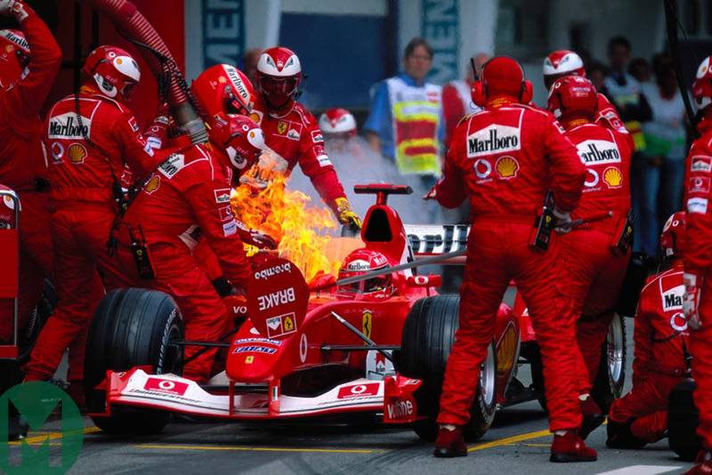 MPH: Why refuelling won't fix F1's issues