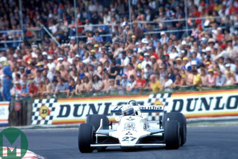MPH: Silverstone's reassuring link to F1's past – 40 years since Williams' first win