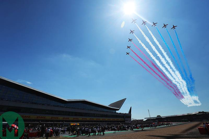 Cost caps and more races to come as Silverstone deal breaks F1 revenue model