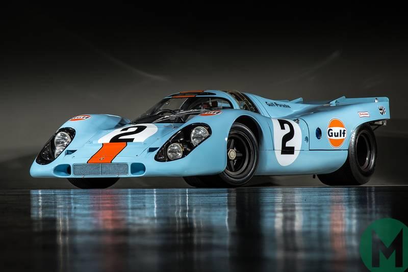 Porsche 917K to star at Hillsborough Concours d'Elegance