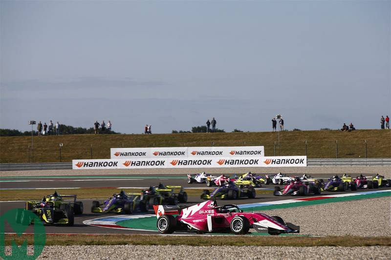 Motor sport video highlights, July 22