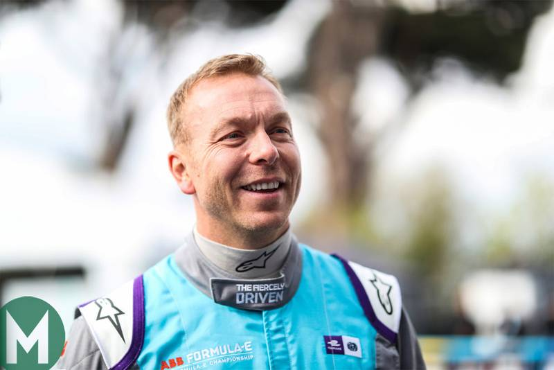 Submit your questions to Sir Chris Hoy