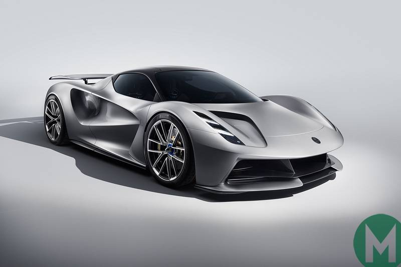 Lotus Evija unveiled: a 200mph+ all-electric hypercar