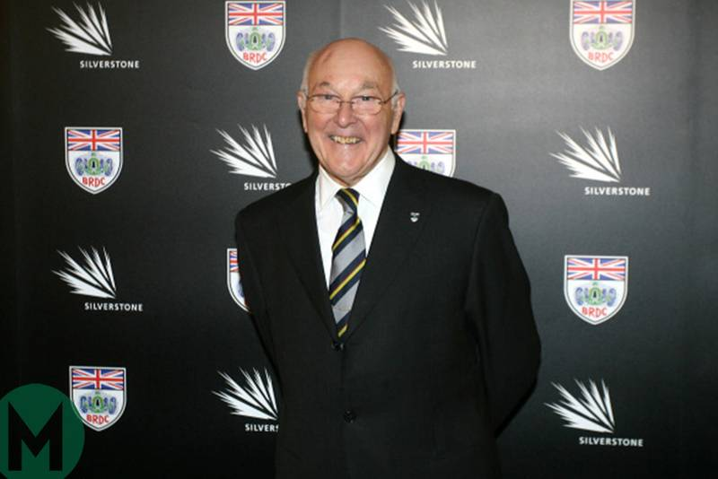 Murray Walker 'thrilled' by news of Silverstone's Grand Prix deal