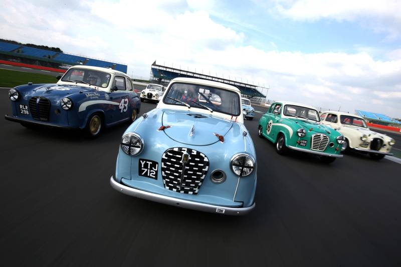 Get two FREE Silverstone Classic Tickets
