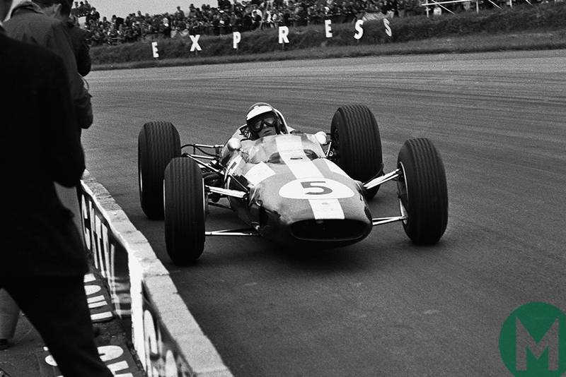"Jim Clark's ""feat of unparalleled brilliance"": the 1965 British Grand Prix"