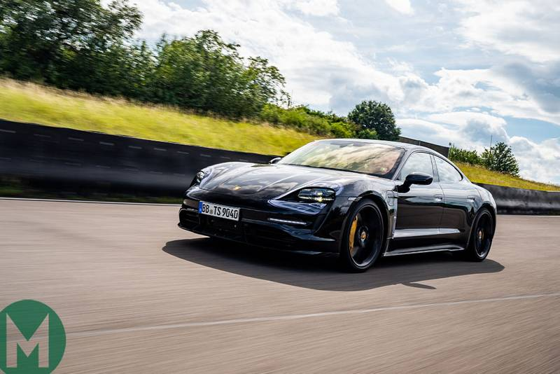 Porsche's Taycan: a satisfying all-rounder that falls short of sports car sensation