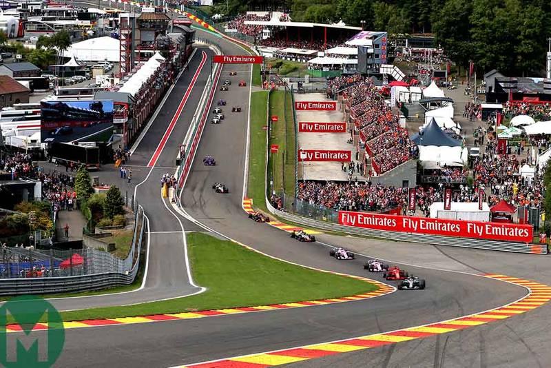 2019 Belgian Grand Prix preview: Ferrari's best chance of victory so far?