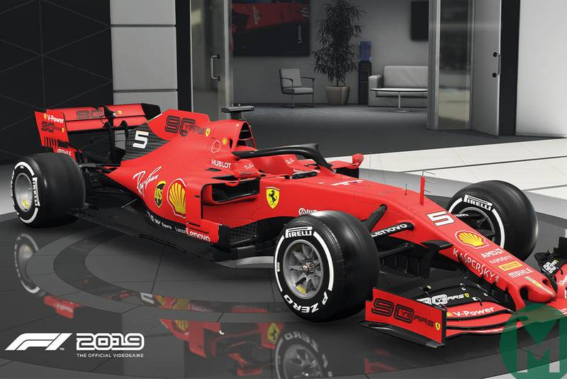 F1 2019 game: the latest post-launch updates