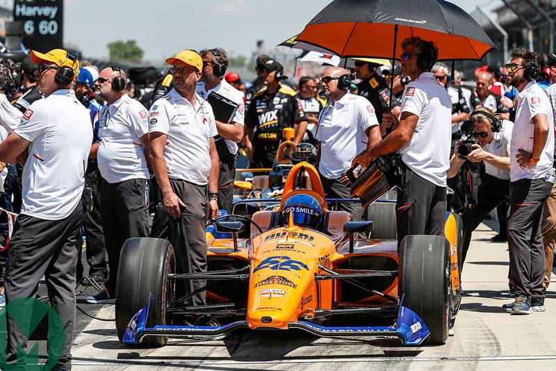McLaren to enter IndyCar racing full-time in 2020 with Schmidt Peterson Motorsports