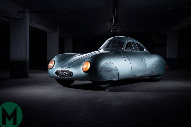 The birth of Porsche: Type 64 fails to sell after auction blunder