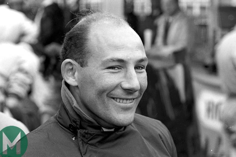 Sir Stirling Moss: his greatest races