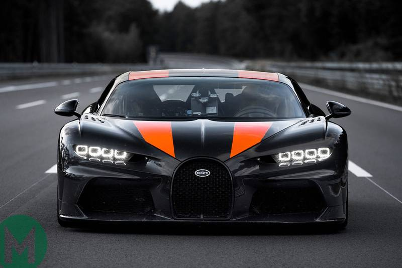 The Bugatti Chiron's 300mph run was brilliant and pointless