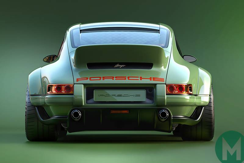 Porsche 911: a world of reimagination