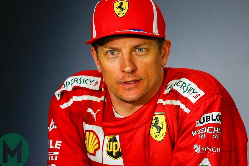 Räikkönen to leave Ferrari for Sauber