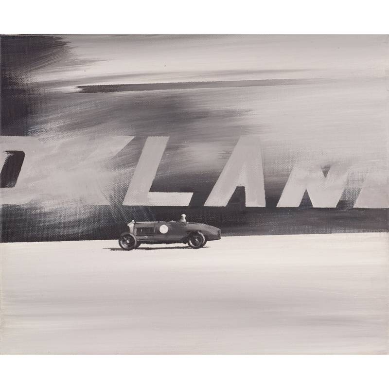 Product image for Bentley - Brooklands   Joel Clark   Limited Edition print