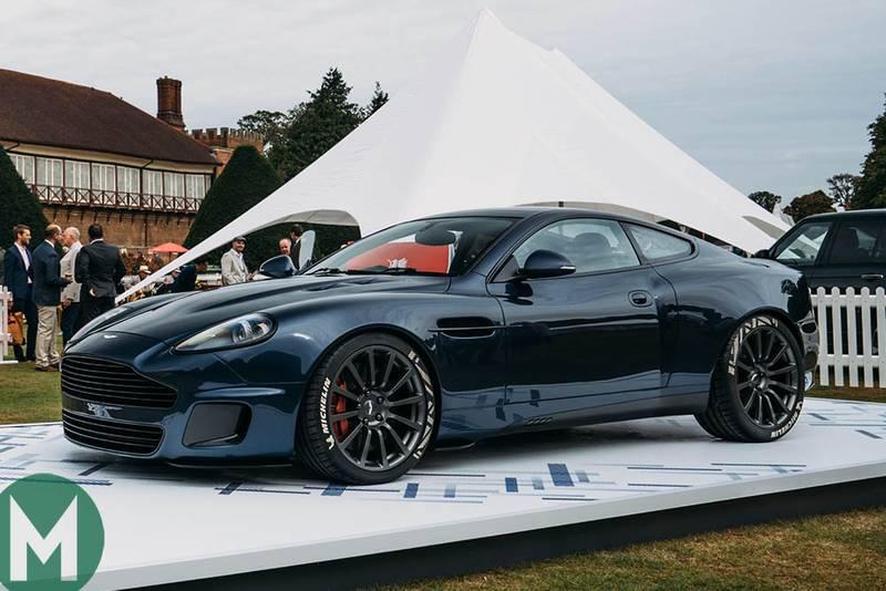 The Aston Martin Vanquish 25 – Ian Callum's half million pound redesign