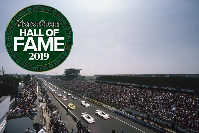 Sports Cars – 2019 Motor Sport Hall of Fame nominees
