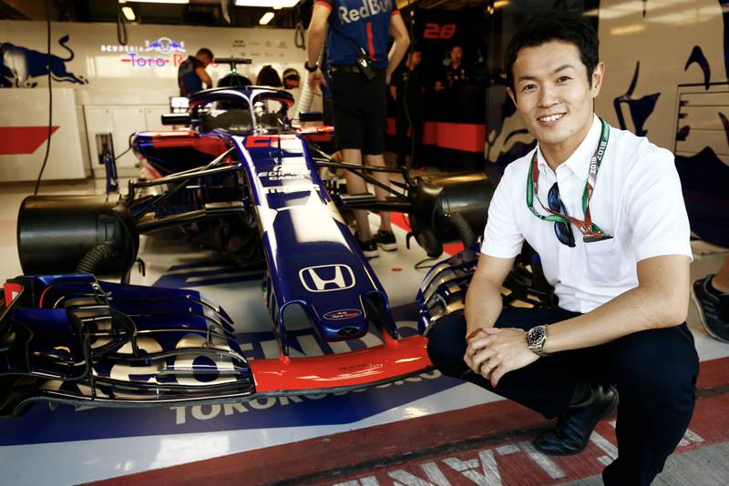 Honda-backed Yamamoto set for F1 debut at Suzuka with Toro Rosso