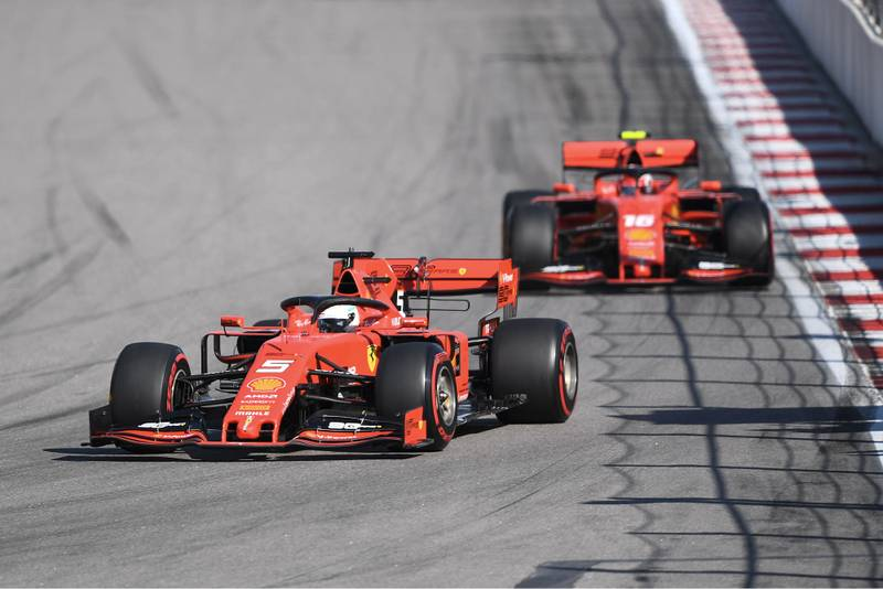 Vettel admits he was wrong over Russian GP team orders