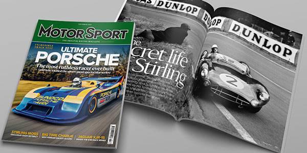 Motor Sport vacancy: Art Editor