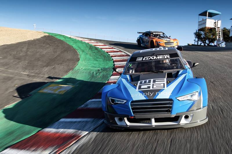 Mobile gaming to identify top racing drivers of the future
