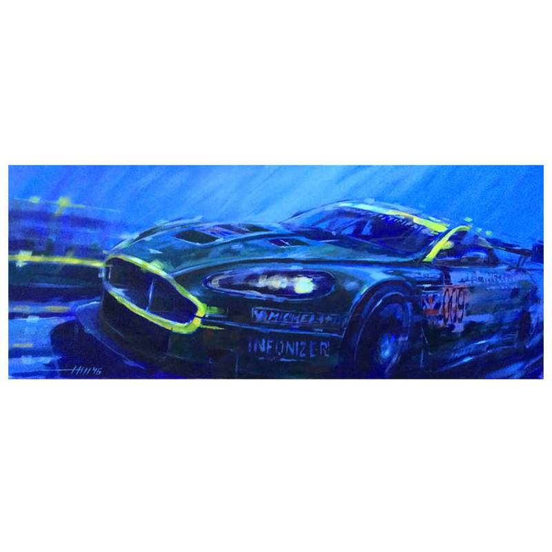 Product image for Aston Martin DBR9 (#009) 24 Hours Print