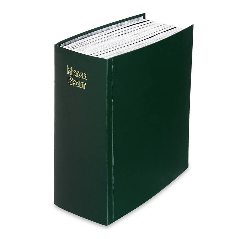 Product image for Binder | Racing Green | Motor Sport