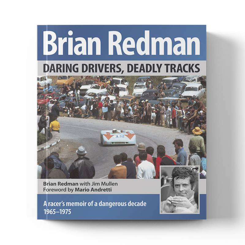 Product image for Daring Drivers by Brian Redman