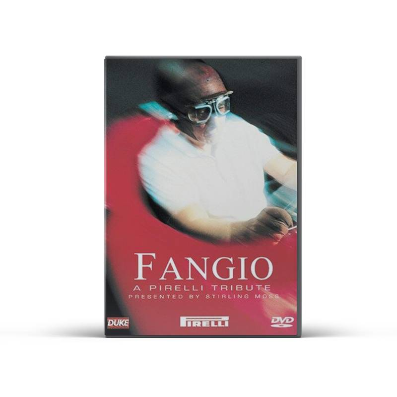 Product image for Champion: Juan Manuel Fangio | DVD