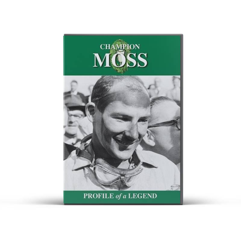 Product image for Champion: Stirling Moss | DVD