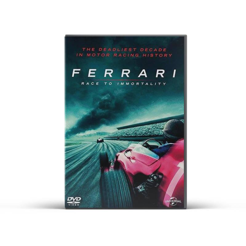 Product image for Ferrari: The Race To Immortality | DVD