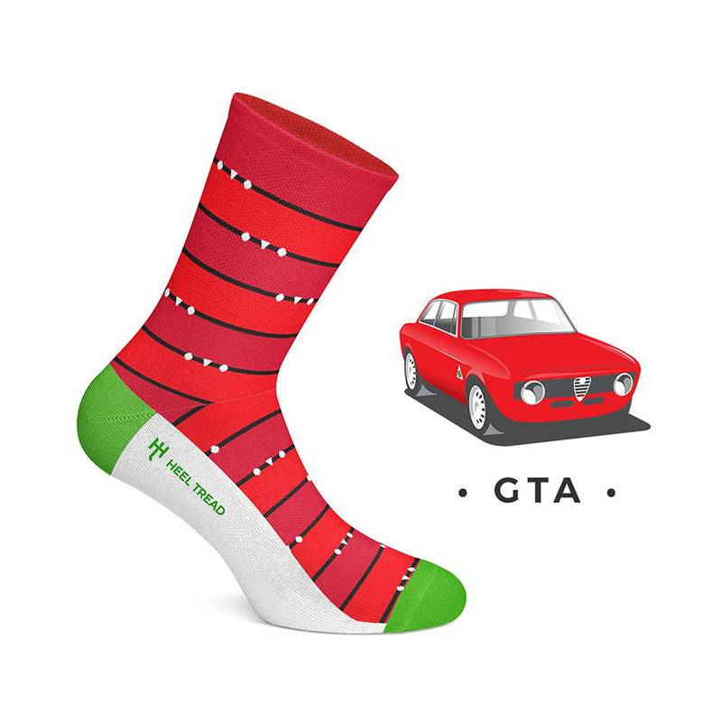 Product image for GTA: Heel Tread Socks