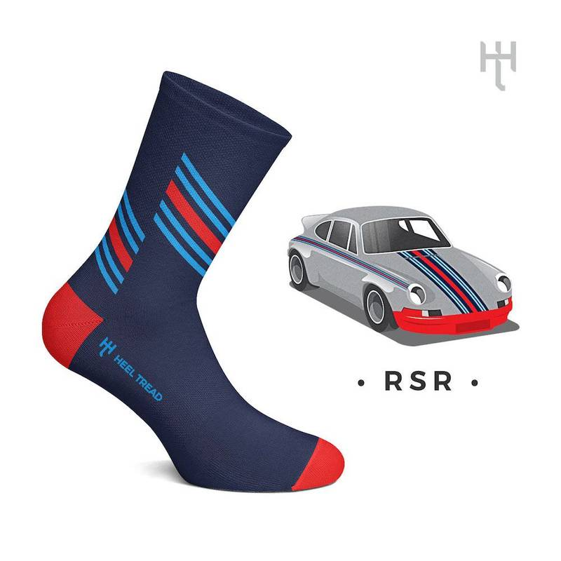 Product image for RSR: Heel Tread Socks