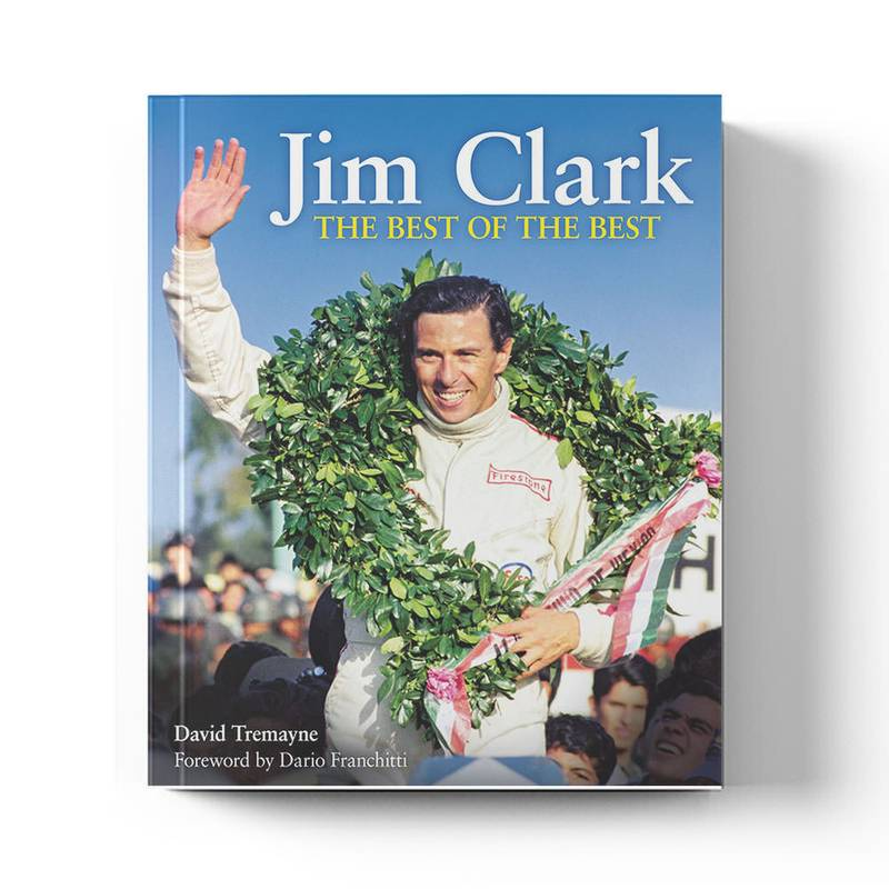 Product image for Jim Clark: The Best of the Best   David Tremayne   Book   Hardback