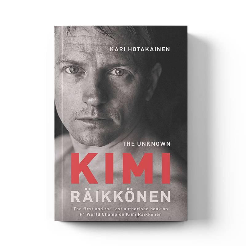 Product image for The Unknown Kimi Raikkonen   Kari Hotakainen   Book   Hardback