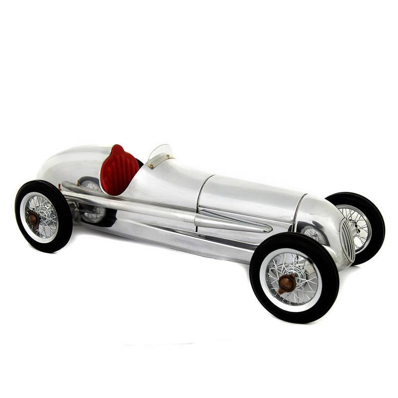 Product image for Silberpfeil - Desk Racer | Aluminium | Model