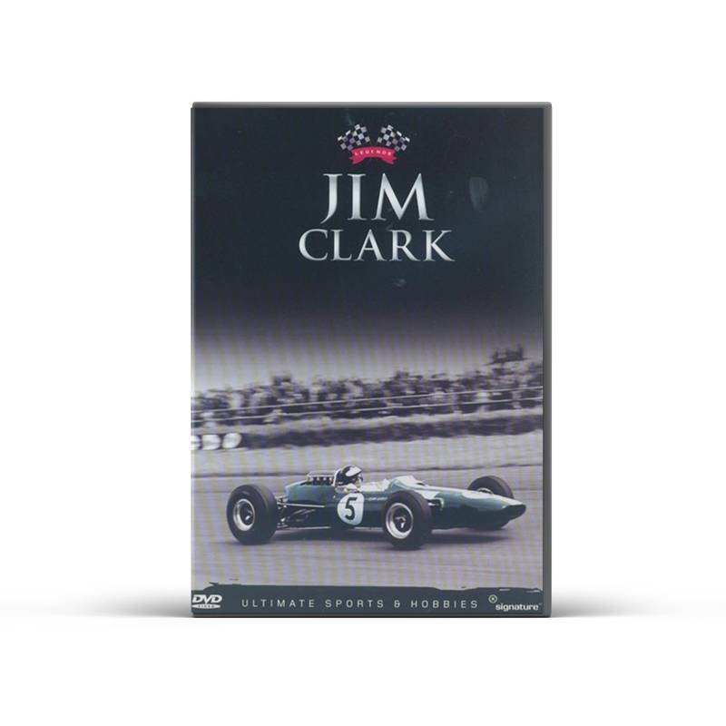 Product image for Motor Racing Legends: Jim Clark   DVD