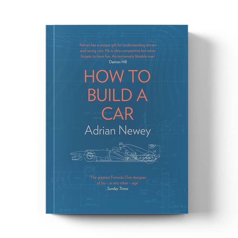 Product image for How to Build a Car | Adrian Newey | Book | Hardback