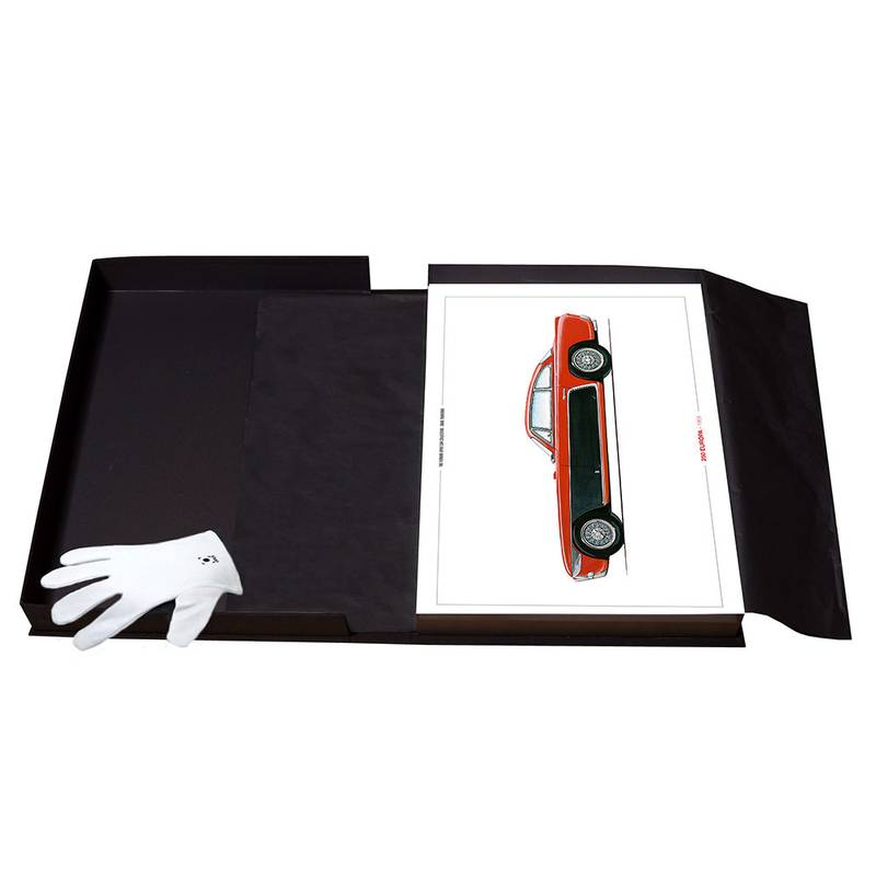 Product image for The Complete Ferrari Cars Collection   Limited Edition print boxset