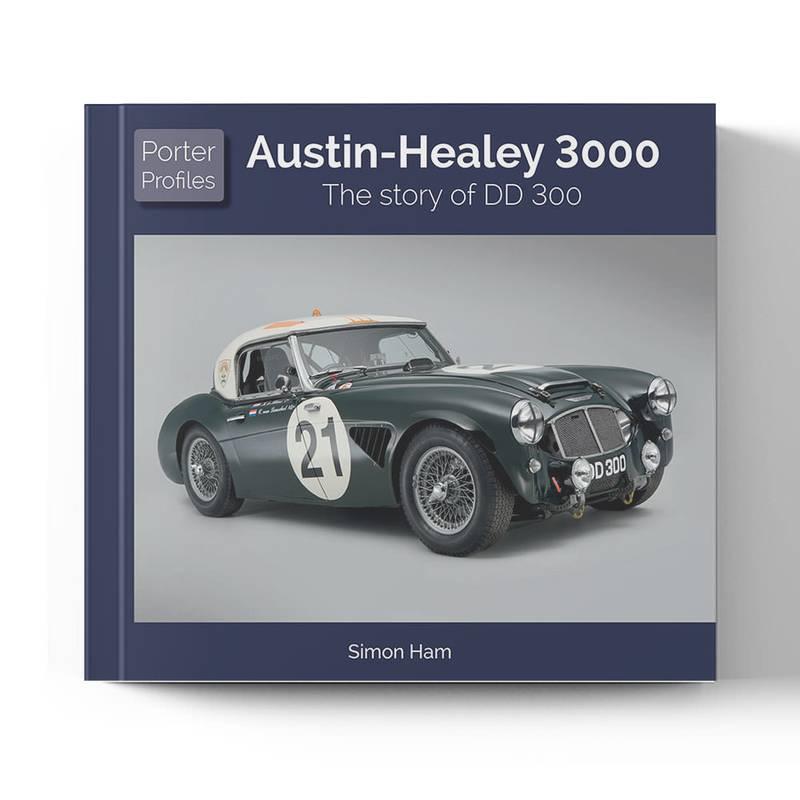 Product image for Austin Healey: The story of DD 300   Simon Ham   Book   Hardback