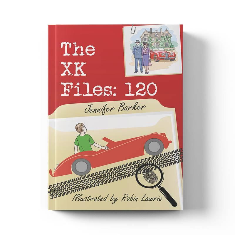 Product image for The XK Files: 120   Jennifer Barker   Children's Book   Paperback
