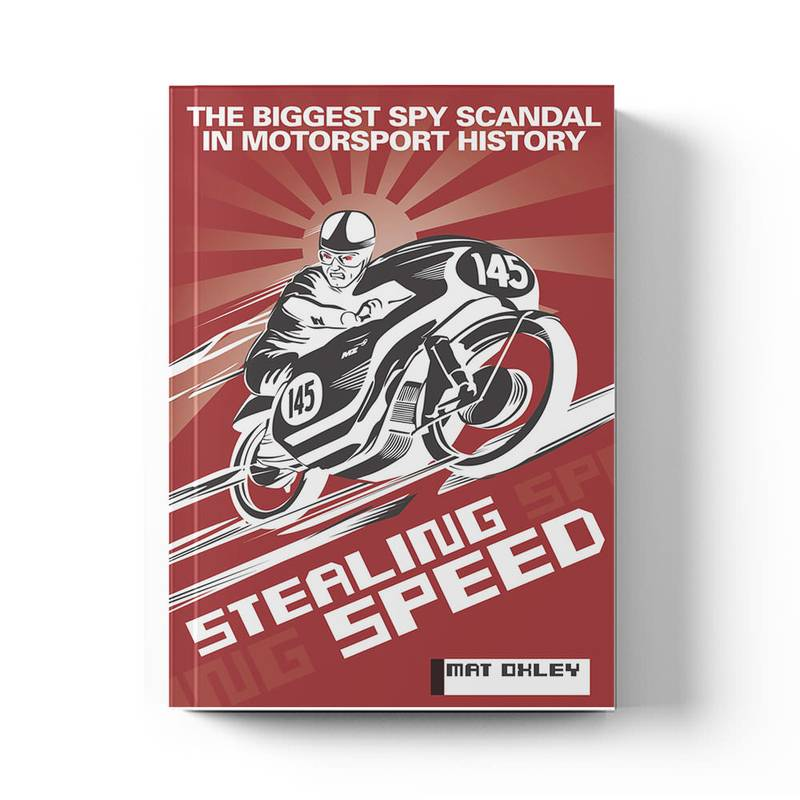 Product image for Stealing Speed: Signed Mat Oxley