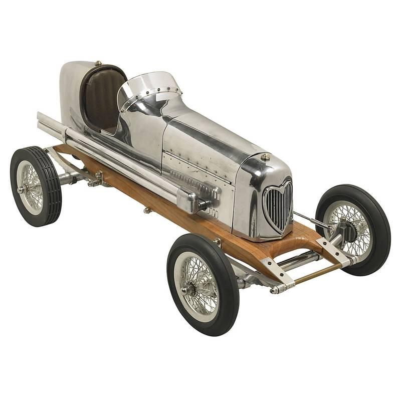 Product image for Spindizzies - Bantam Midget Car - 1930s | aluminium | model